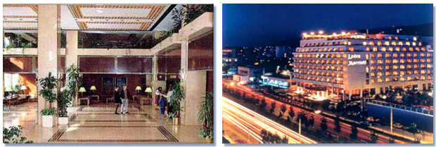 Ledra Marriott Hotel Athens Hotels Greece