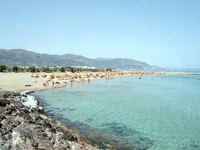 Heraklion Creta Beach Hotel Und Bungalows