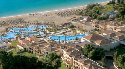 Grecotel Hotels Olympia Oasis Hotel Kyllini Peloponesse Luxury Accommodation In Greece