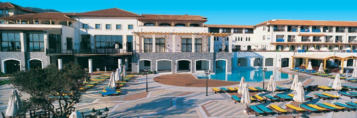 Terra Maris Is A Newly Erected Year Round Resort Hotel Right Next To The Creta Ultra All Inclusive Wellness And Golf It