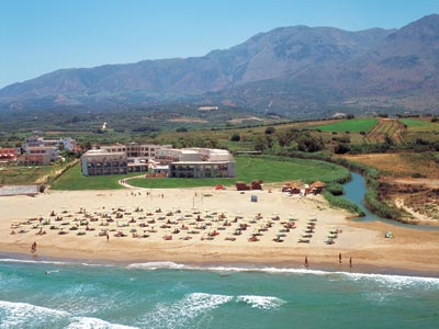 Hotel Mythos Palace Georgioupolis Kreta