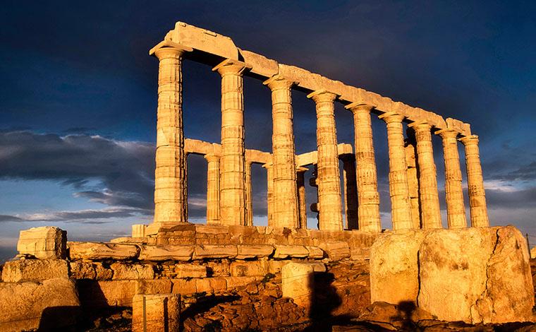 Rent A Ferrari >> Sunset tour: Cape Sounion and Temple of Poseidon / Athens ...