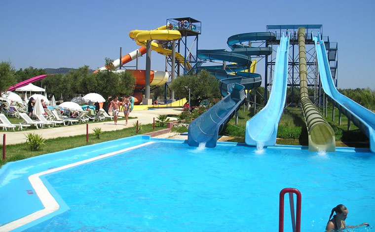 Zante Waterpark Village Zakinthos Ionian Islands Eptanisa Organized Tours Group Excursions
