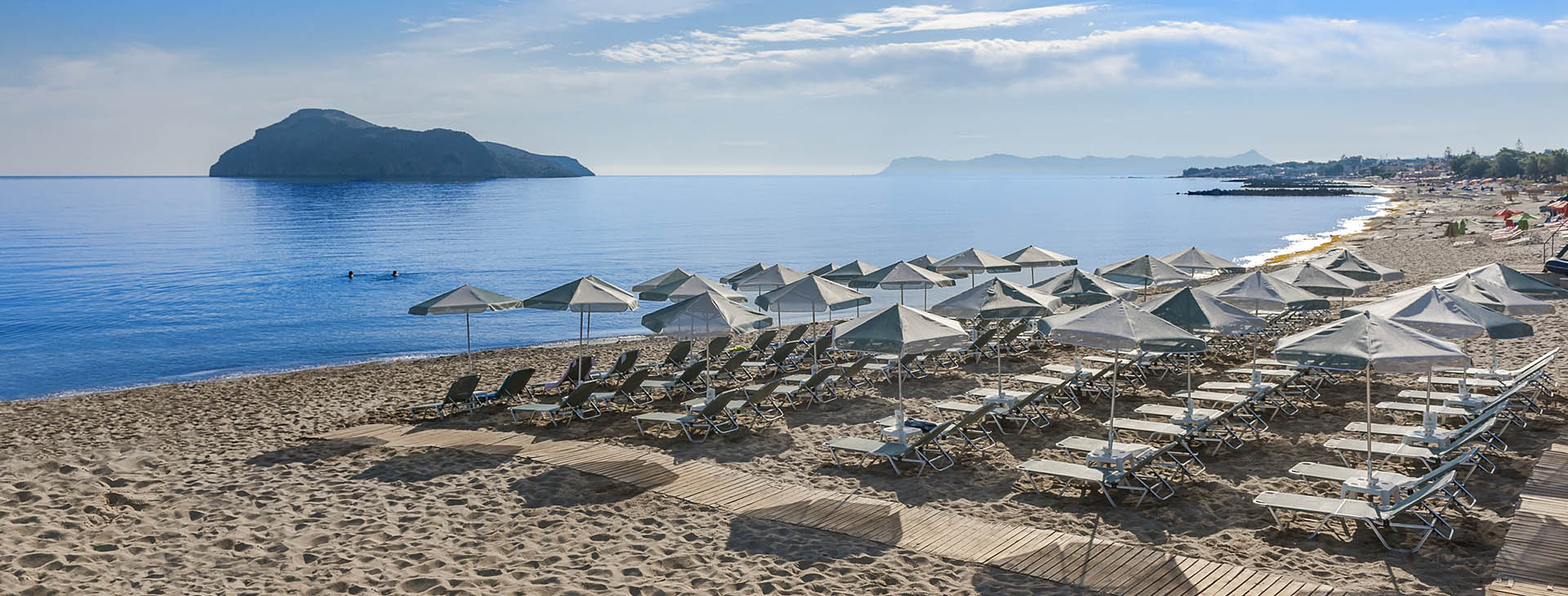 Limanaki beach, Platanias, Chania