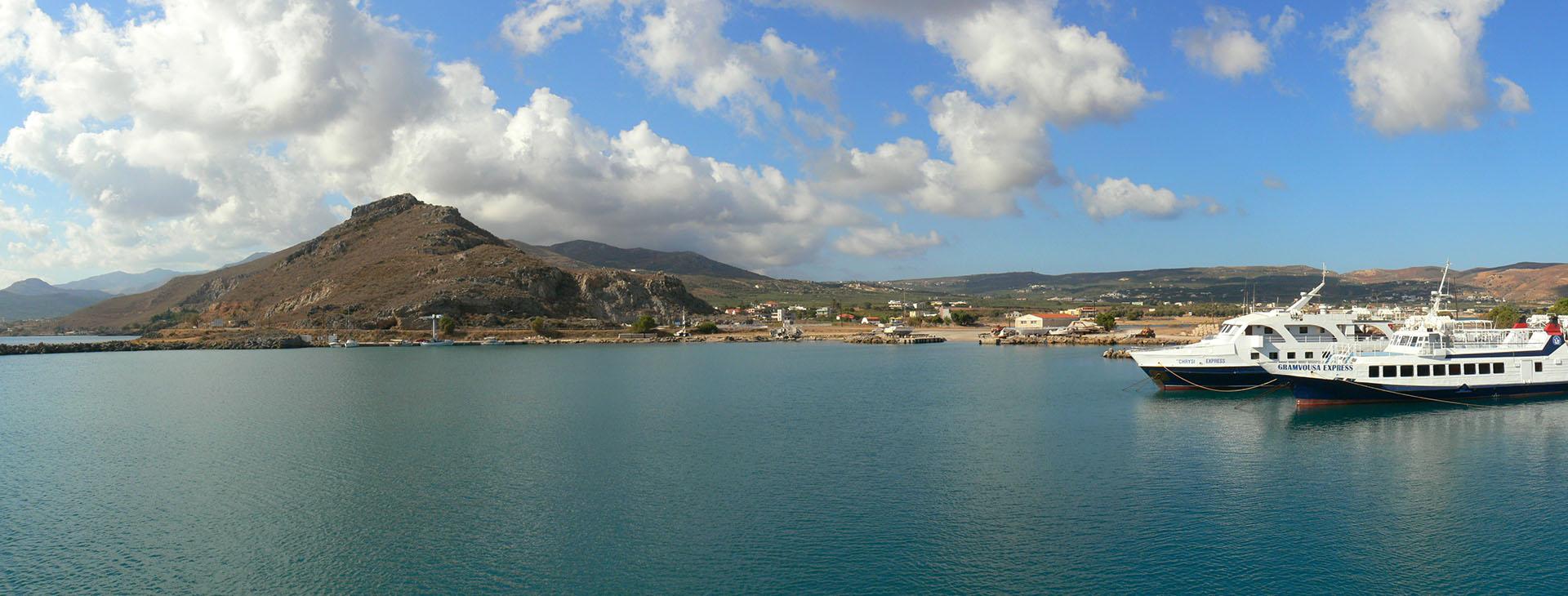 Kissamos port, Chania