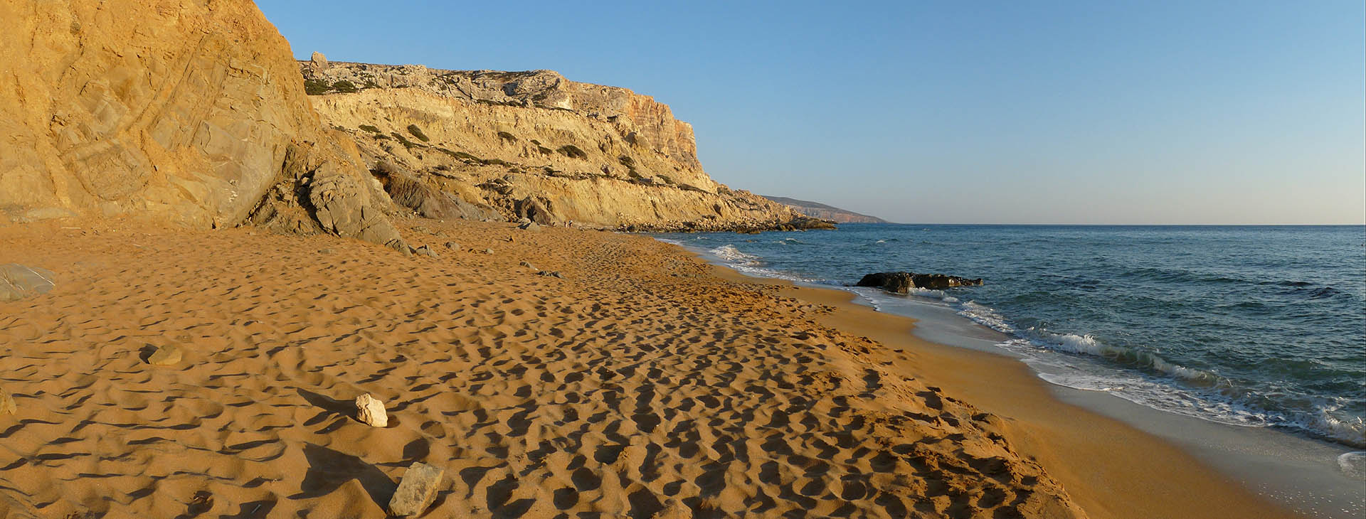 Beach at Heraklion