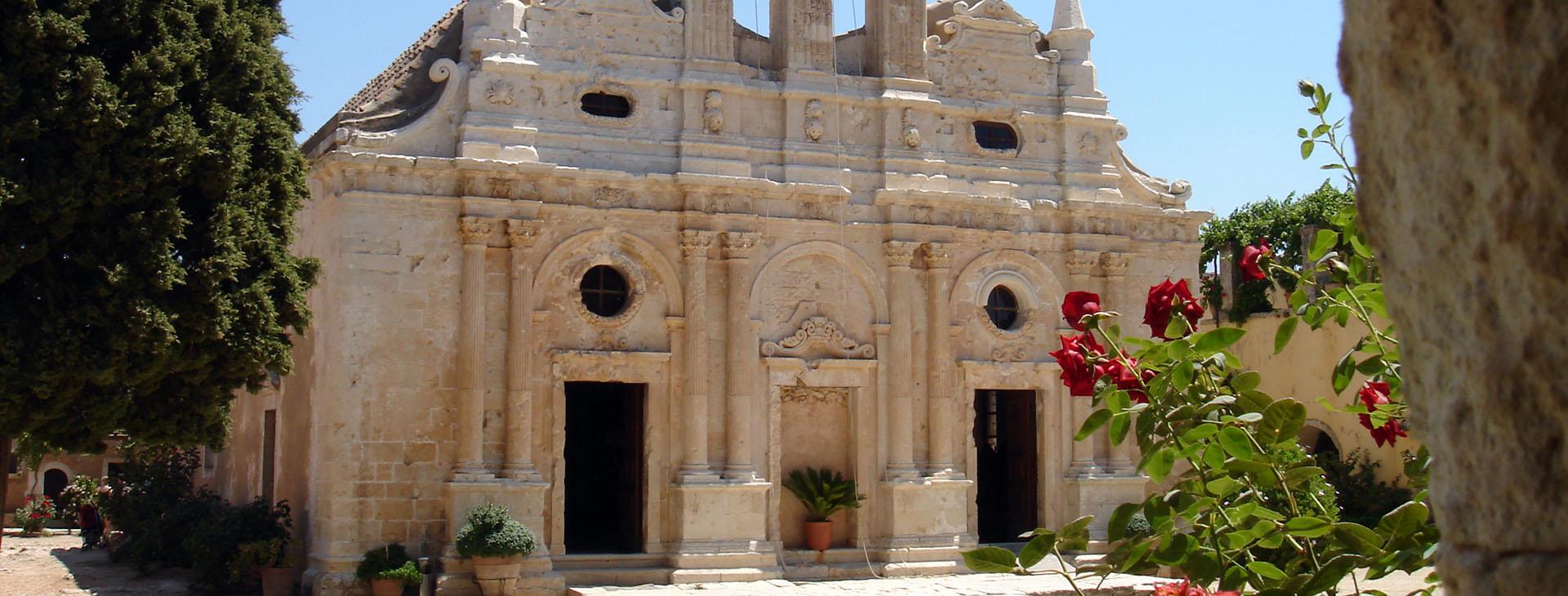 Arkadi Monastery, Rethymnon