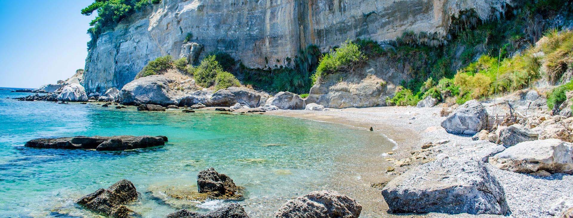 A beach near Ierapetra town, Lassithi