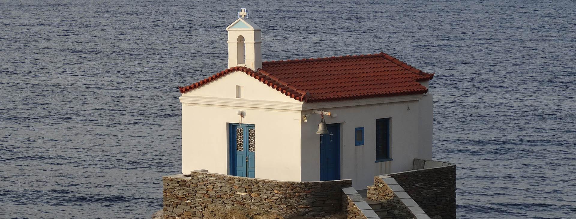 Agia Thalassini, Andros island