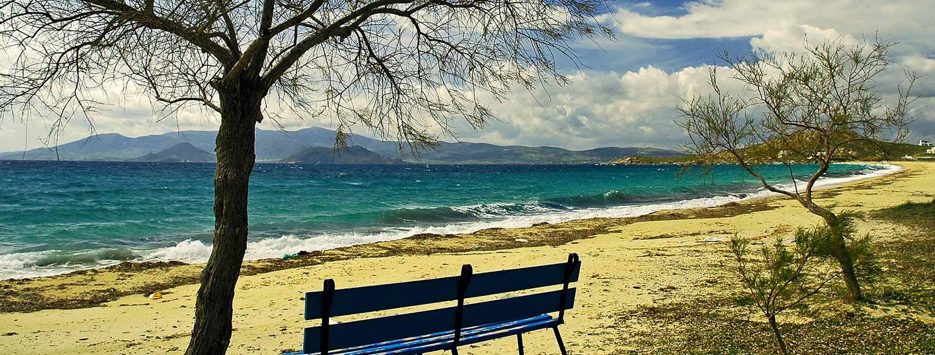 Agios prokopios beach, Naxos island