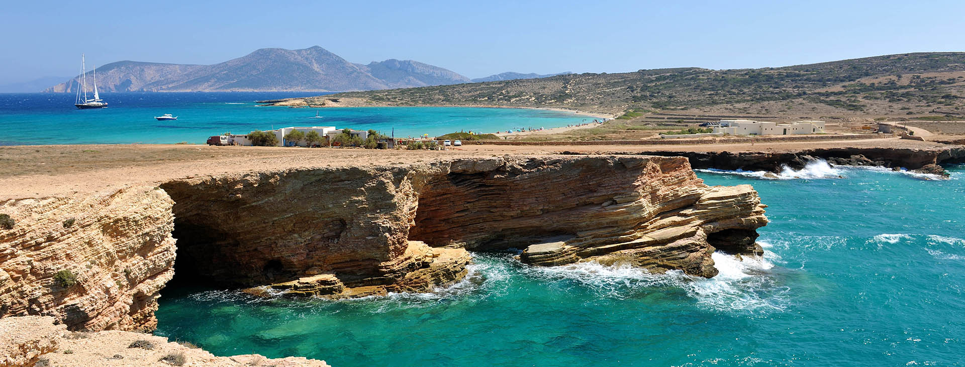Koufonisia islands