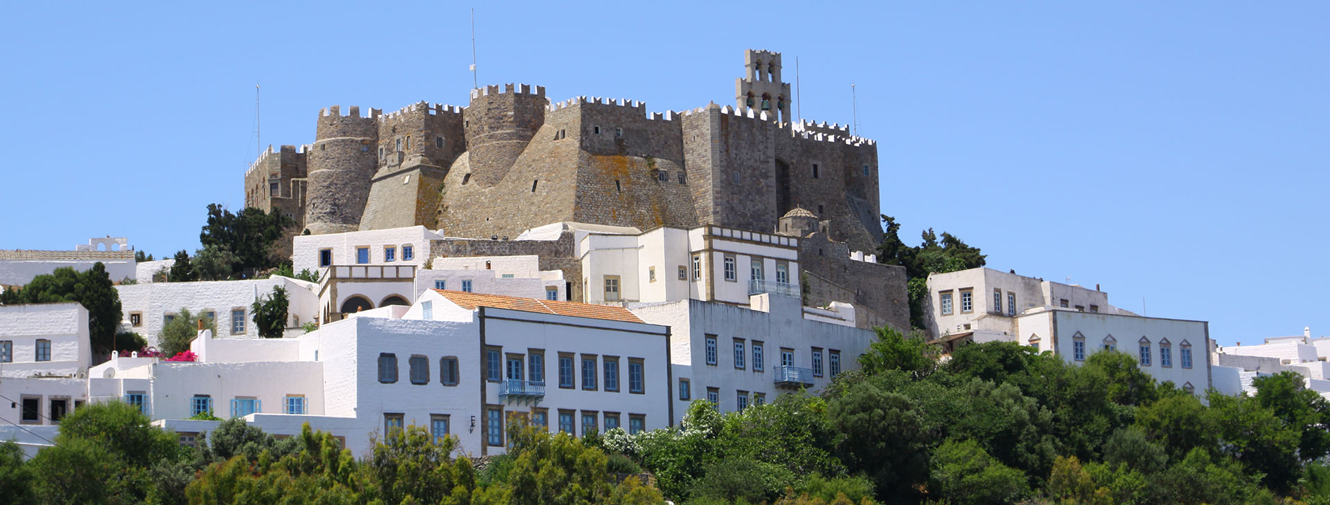 Monastery of Saint John the Theologian, Patmos island
