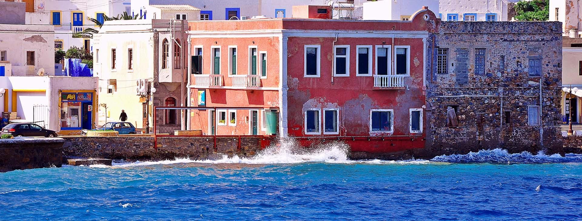 Agia Marina, Leros island