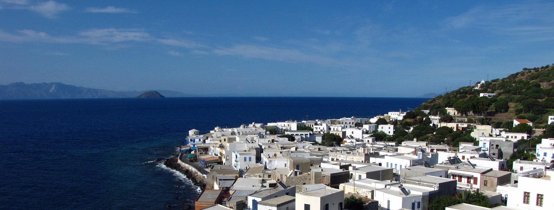 Nissiros island