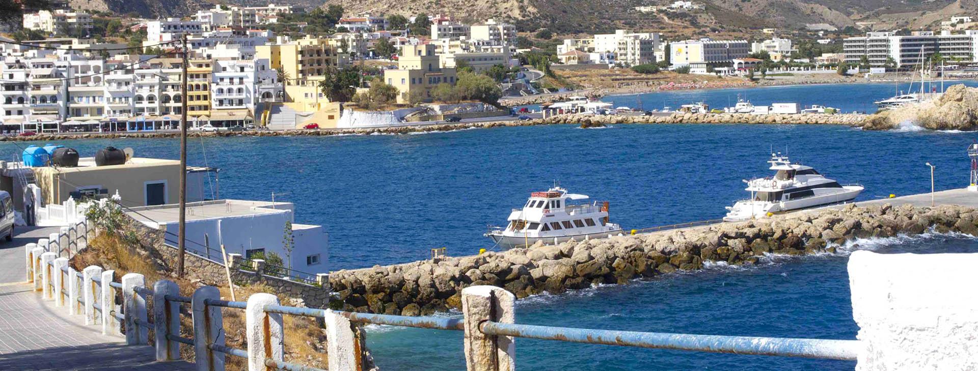 Pigadia, Karpathos island