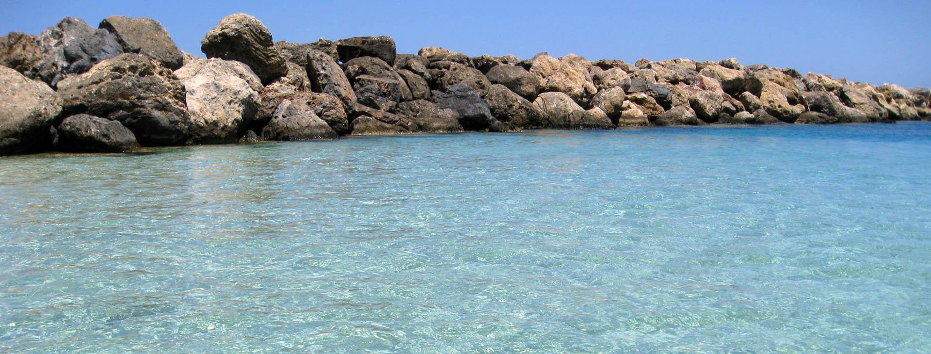 Kimatothraustis beach, Kassos island