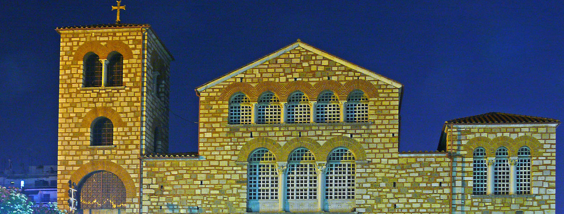 Vasilica of Agios Demetrios, Thessaloniki City