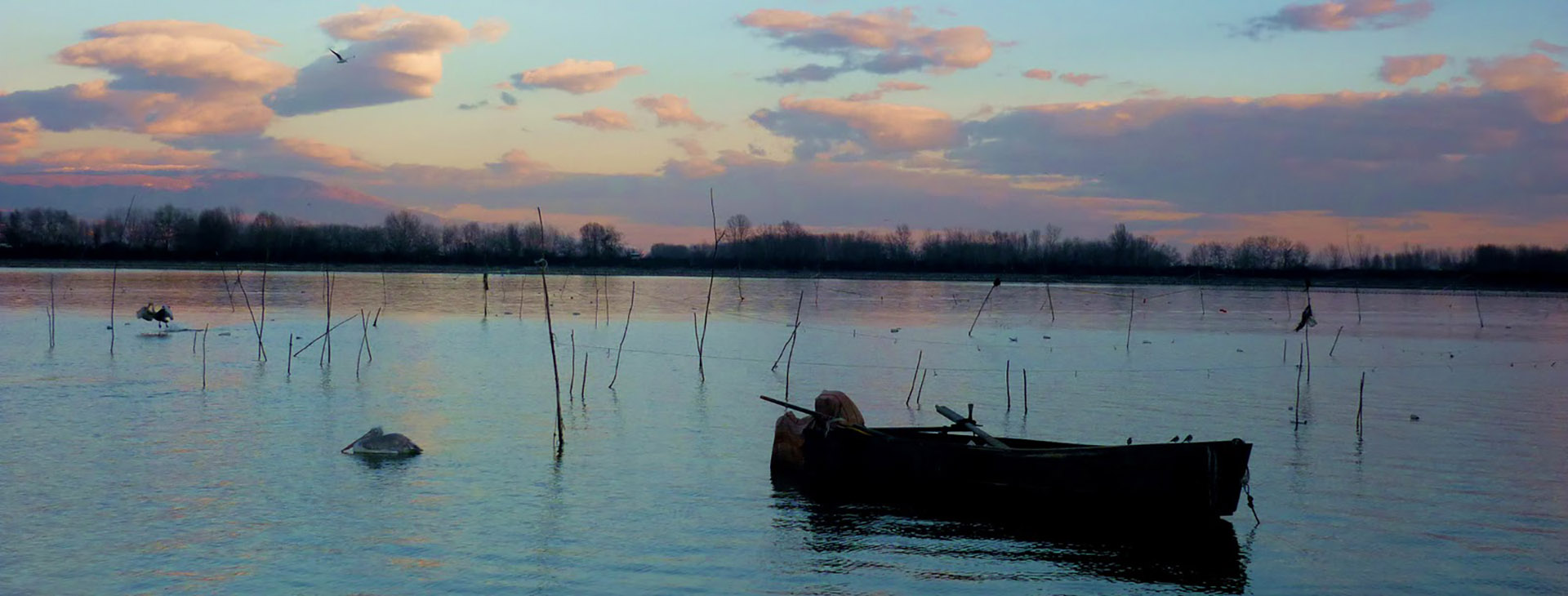 Kerkini lake, Serres