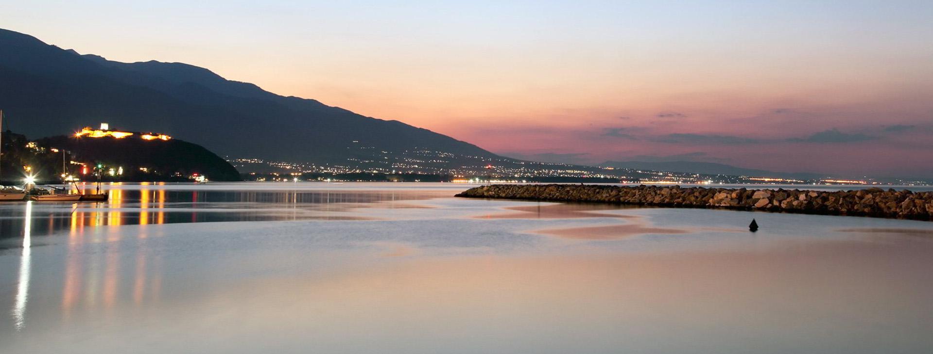 Katerini harbour, Pieria