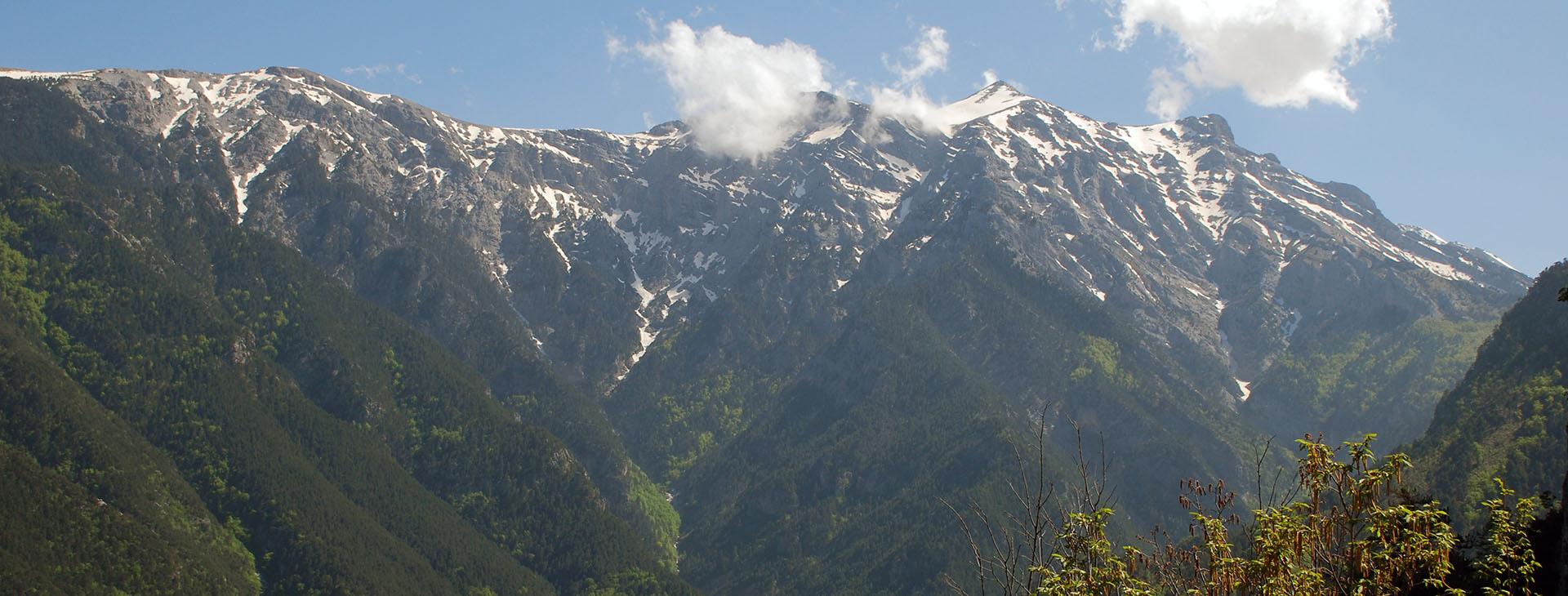 Mt. Olympus, Pieria