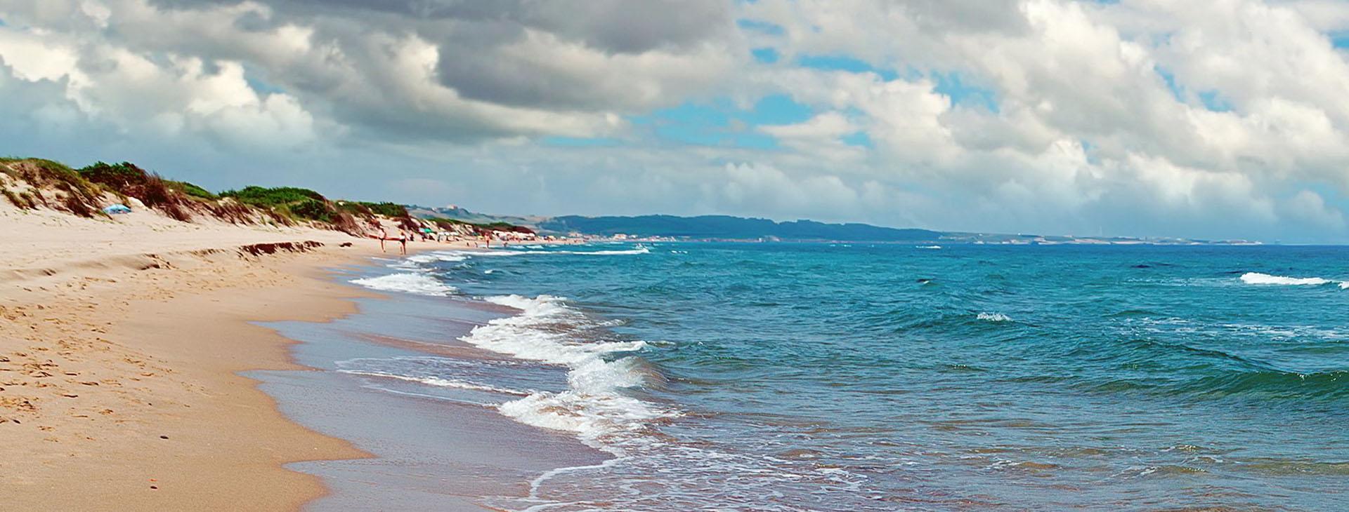 Beach of Platamonas, Pieria