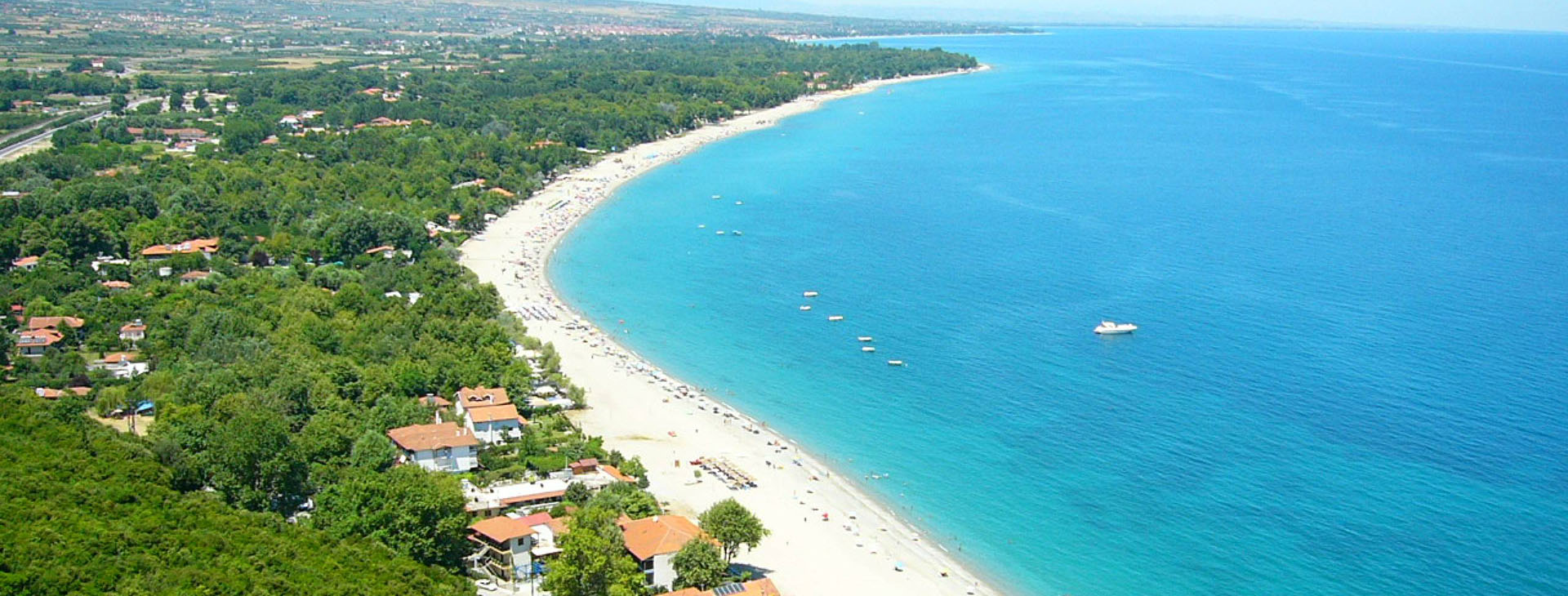 Neos Pantelaeimonas beach, Pieria