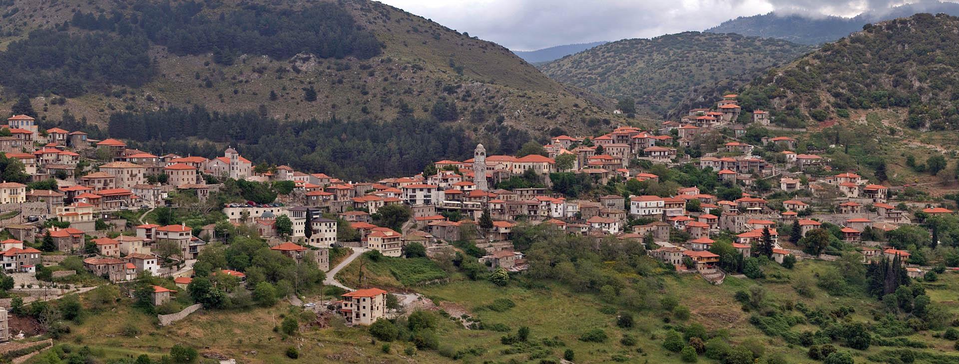 Dimitsana, Arcadia