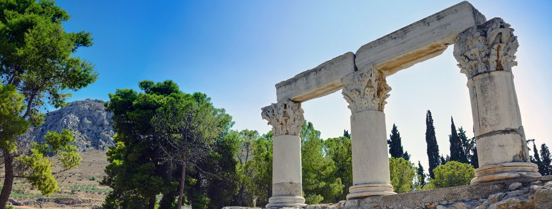 Ancient Corinth, Corinthia