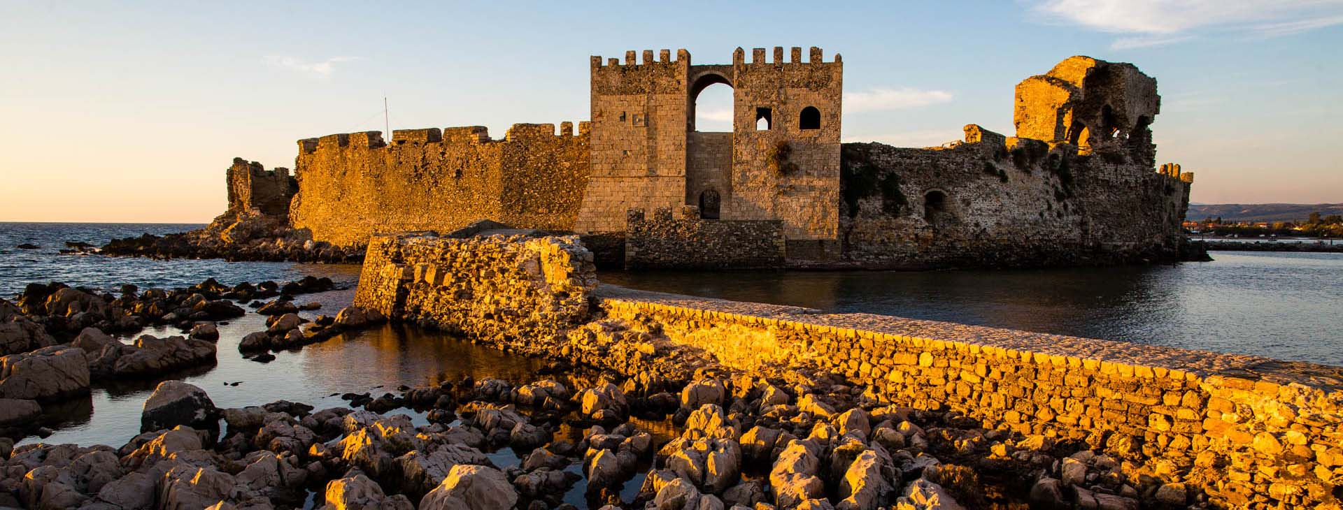 Castle of Koroni, Messinia