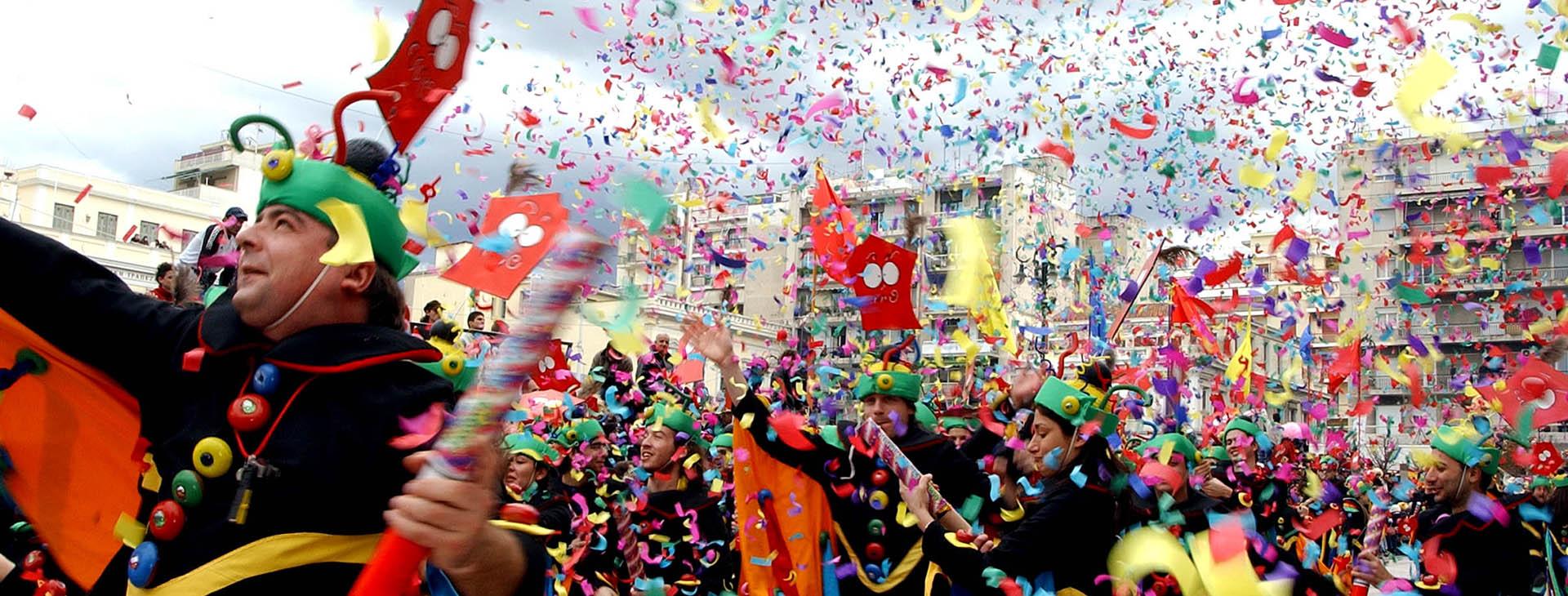 Carnival, Patra, Ahaia