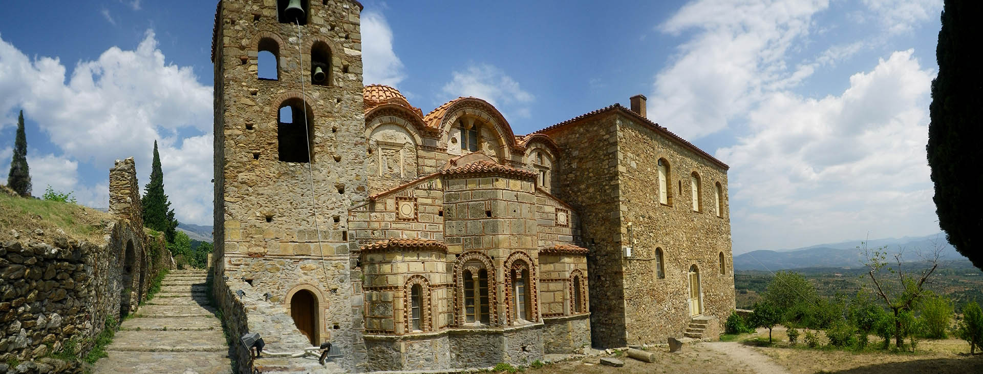 Mystras, Church of St. Dimitrios (Metropolis), Lakonia