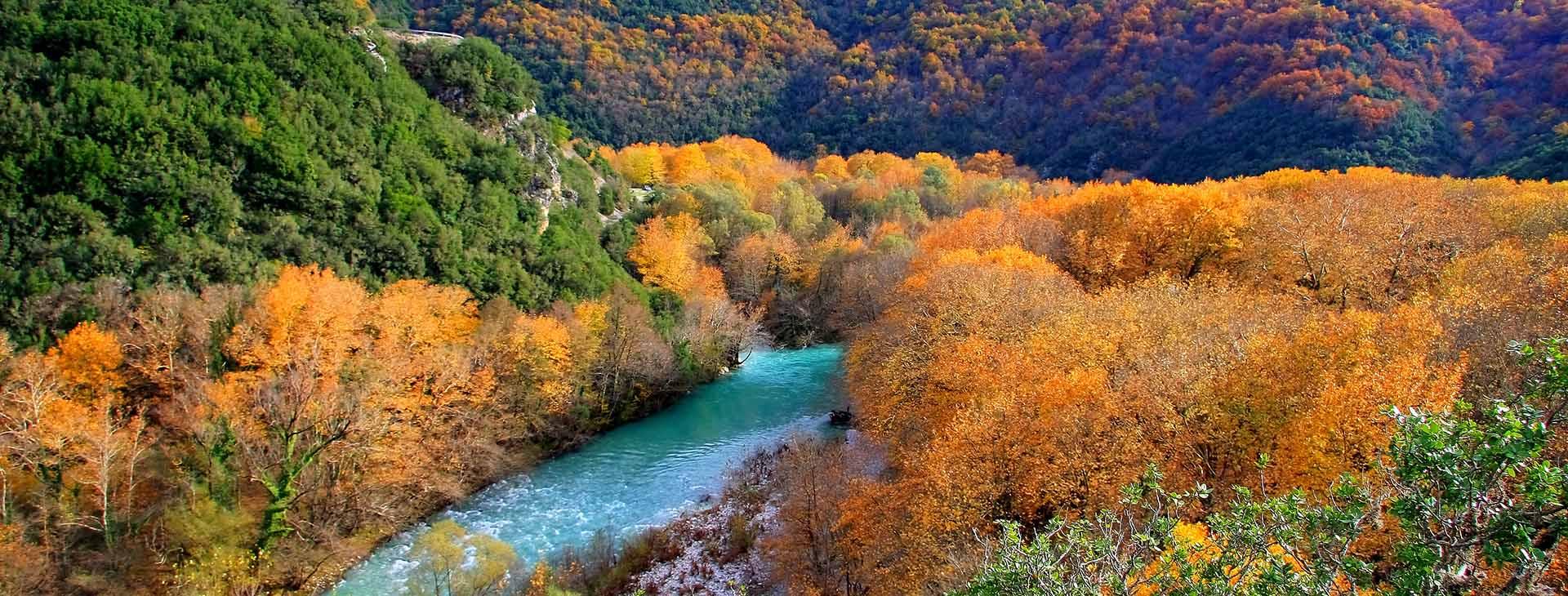 Voidomatis river, Ioannina