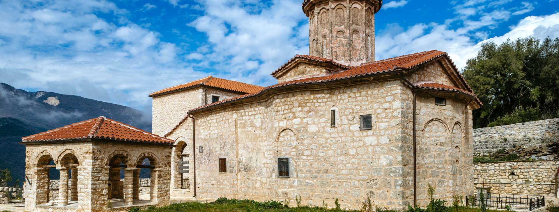 Monastery of Sosino, Ioannina