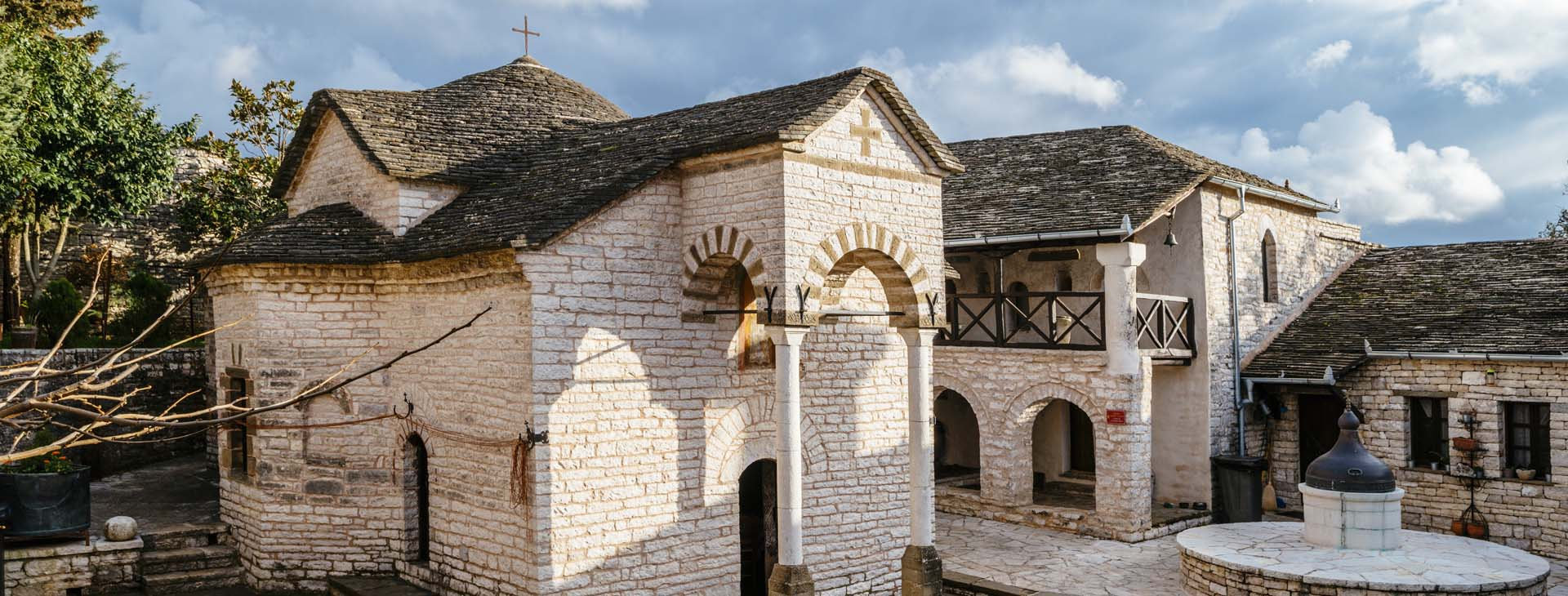 Monastery of Tsouka, Ioannina