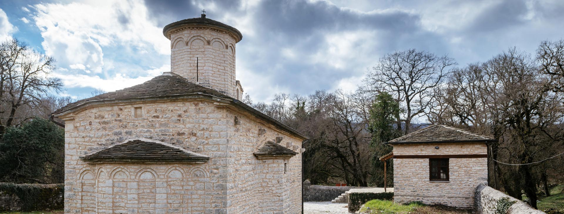 Avel Monastery, Ioannina