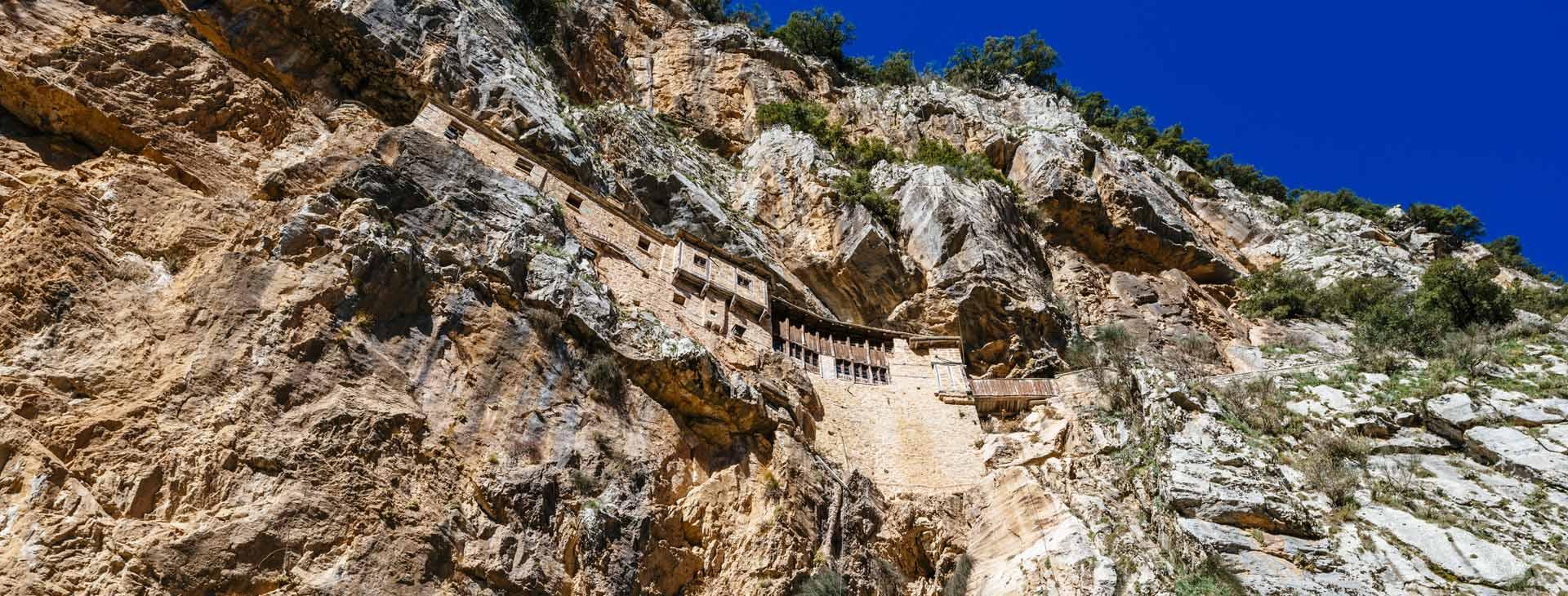 Monastery of Kipina, Ioannina