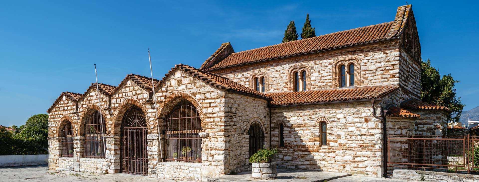 Church of Agia Theodora, Arta