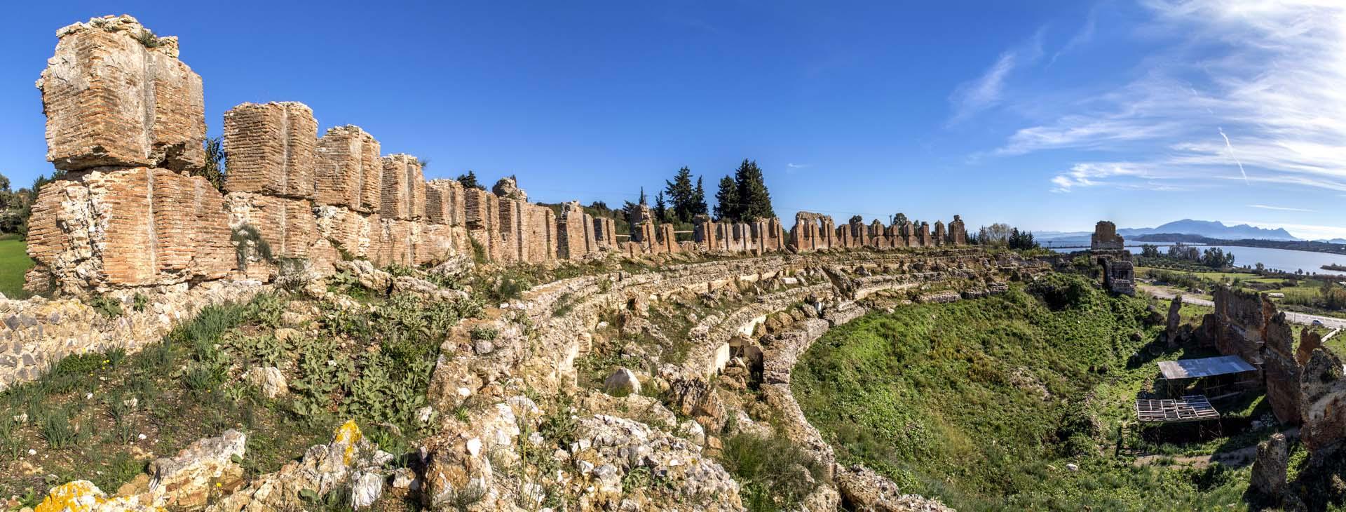 Ancient Theatre of Nicopolis, Preveza