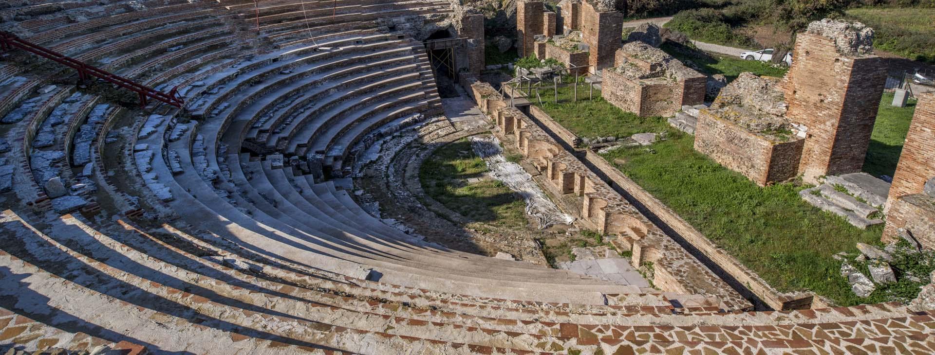 Ancient Odeon of Nicopolis, Preveza
