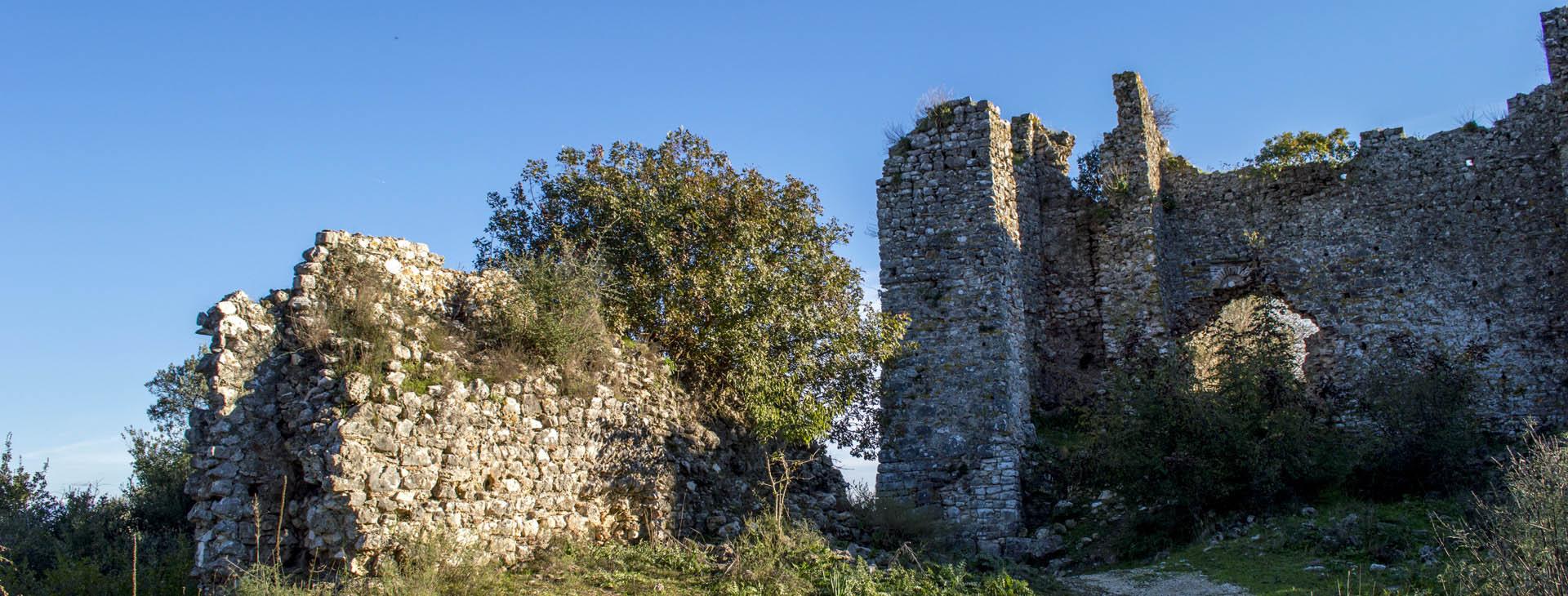 Castle of Rogoi, Preveza