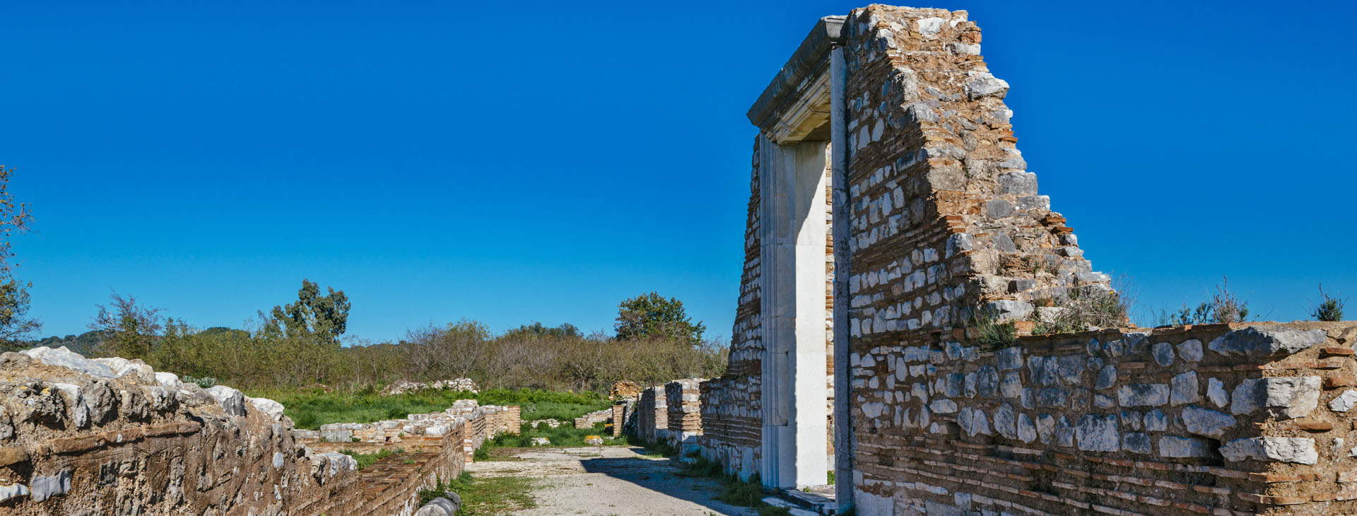 Basilica B of Alkisson, Preveza