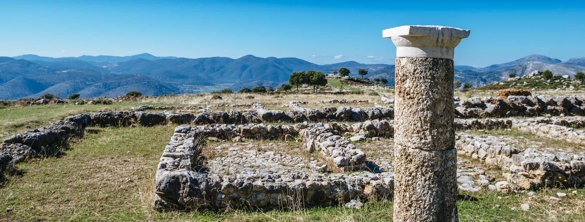 Archaeological site of Elea, Thesprotia