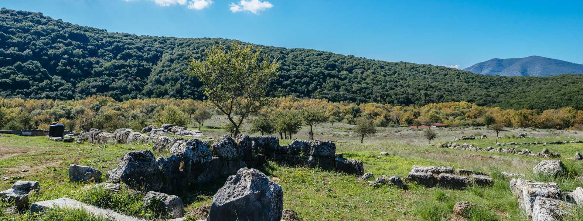 Archaeological site of Gitana, Thesprotia