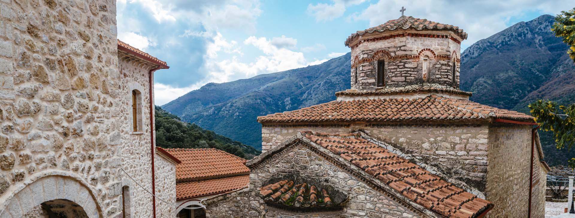 Giromeri Monastery, Thesprotia