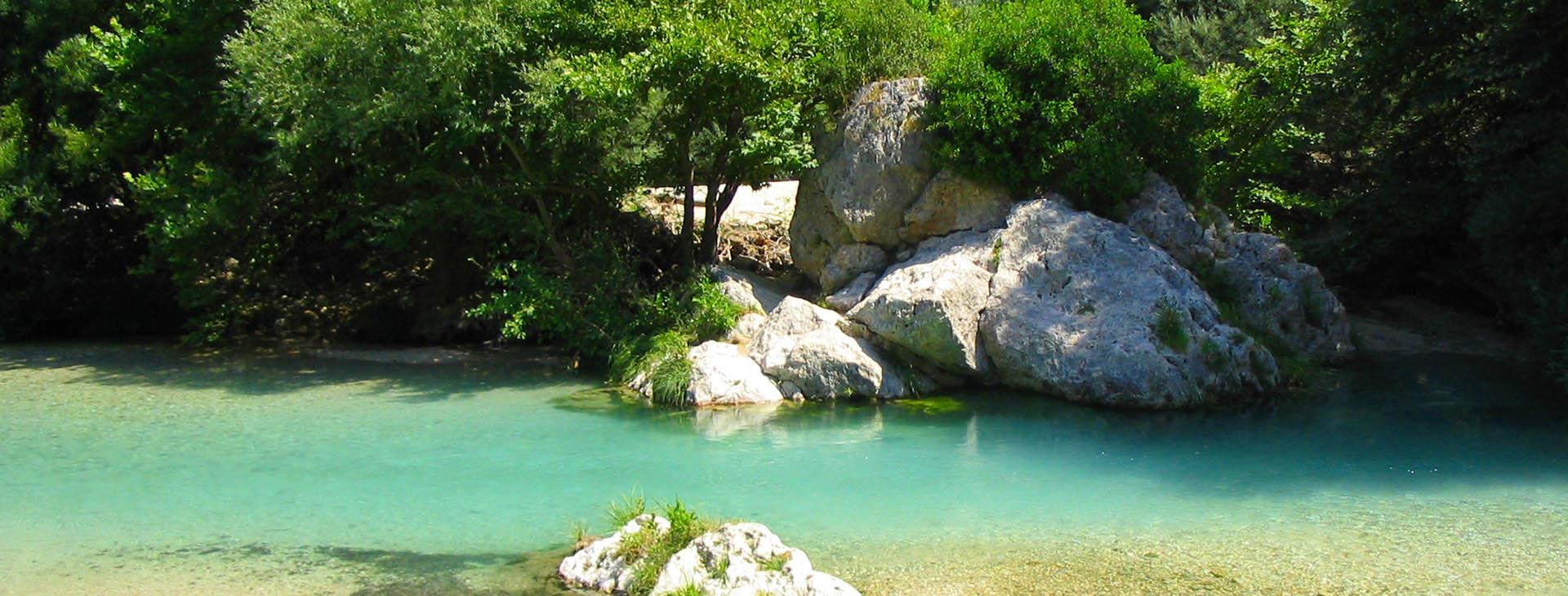 Acheron river, Thesprotia