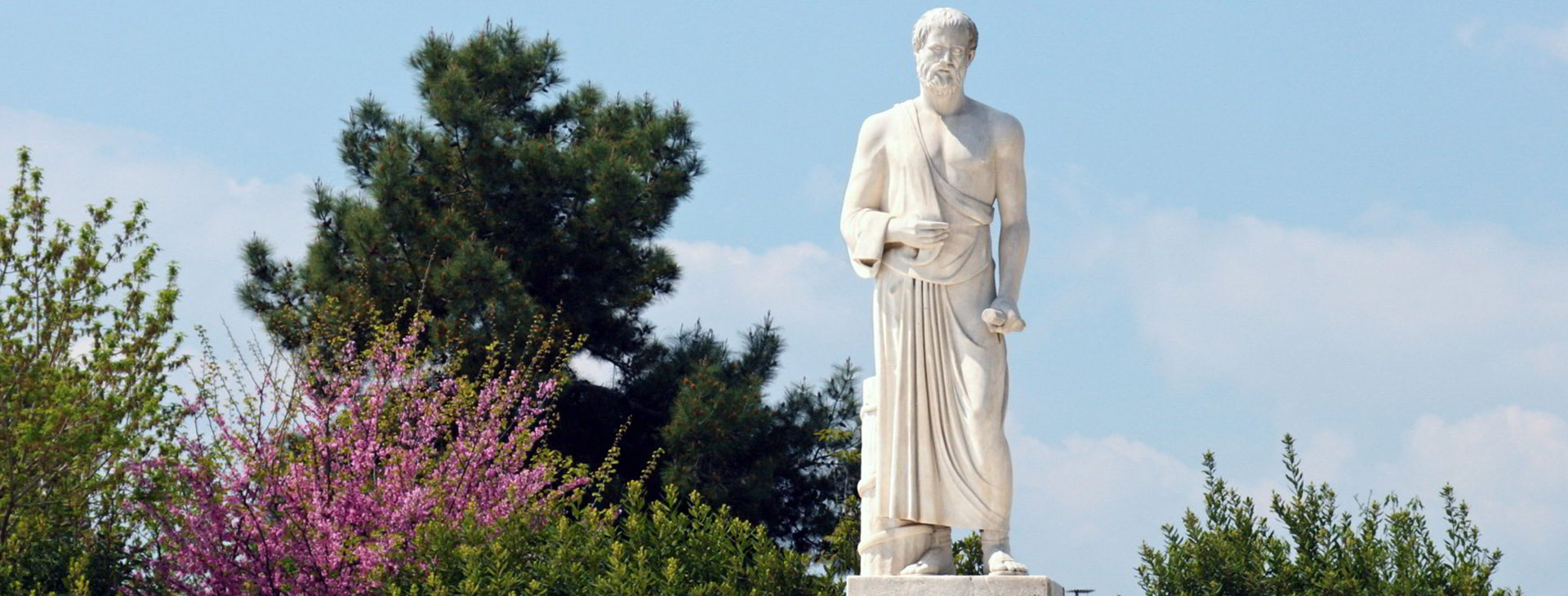 Statue of Hippokrates, Larisa city