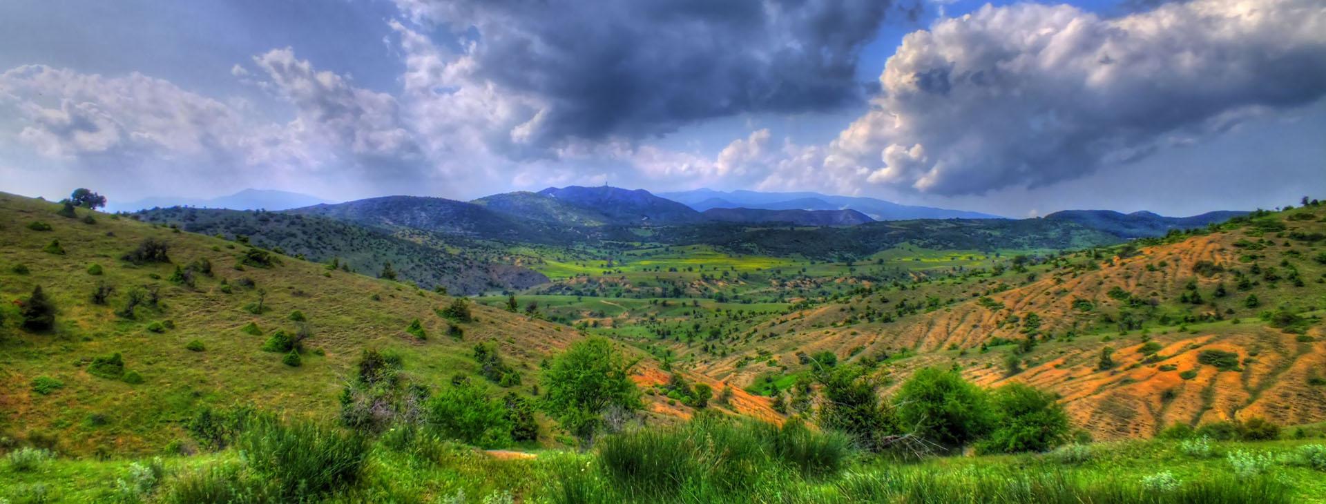 Mt. Kissavos, Larisa
