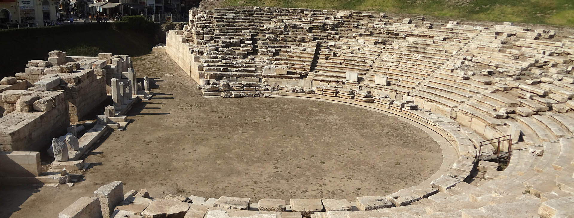 Ancient Theatre, Larisa city