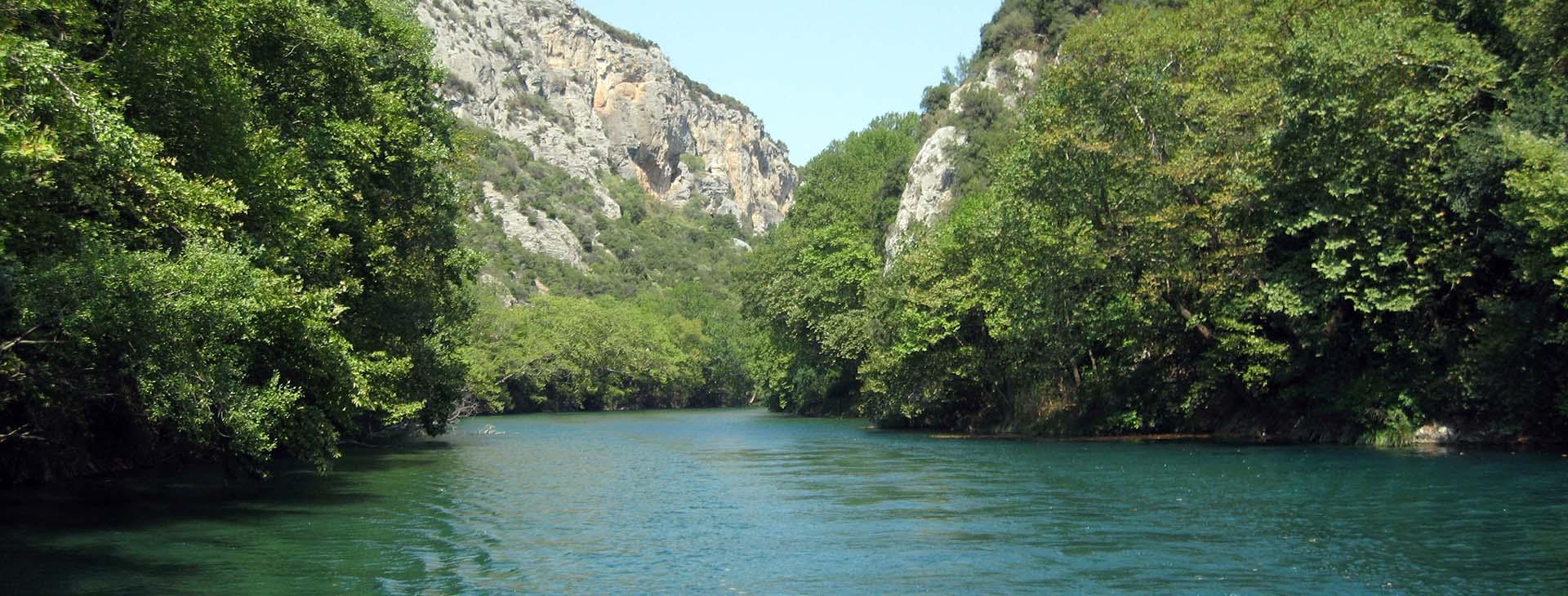 Pinios river / Tempi Valley, Larisa