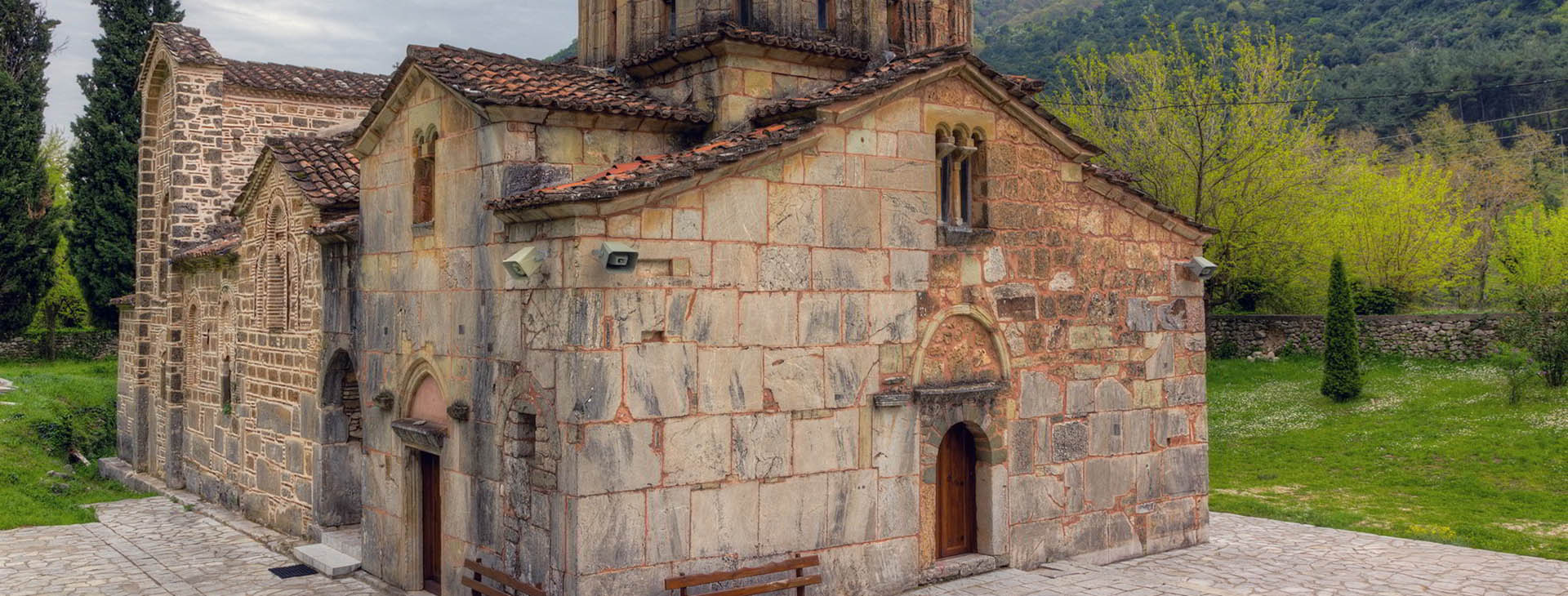 St. Vissarion church, Elati, Trikala